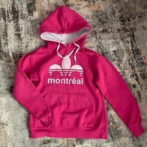 """""""Montreal"""" Hoodie"""